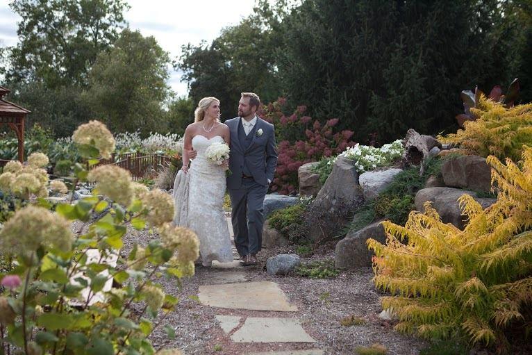 Paradise park wedding